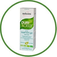 Nelsons: Pure & Clear Acne Treatment Gel