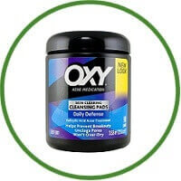 OXY Acne Medication Cleansing Pads